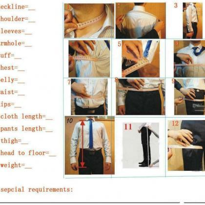 High Quality Mens Suits Groom Tuxed..