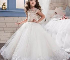 New Lace Ball Gown K..