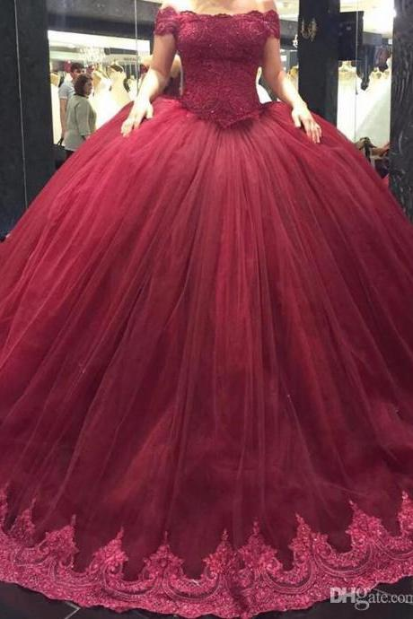 Luxury A Line Long Formal Evening Dress Celebrity Cocktail Party Prom Ball Gown