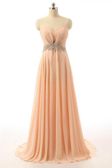 Long Prom Dress With Beading Sexy Prom Dresses Prom Dresses Formal Gown Evening Dresses