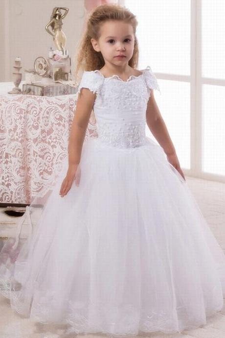 HOT NEW Party Prom Princess Pageant Bridesmaid Wedding Flower Girl Dress ytz354