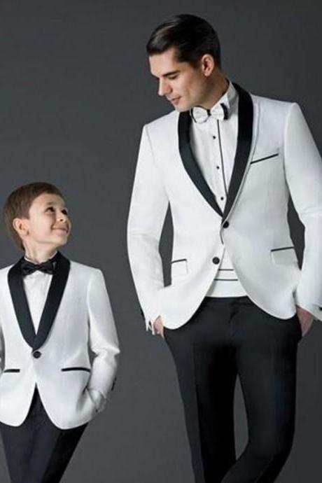 2019Best Man Casual Suits 2 pieces(Jacket+Pants+Tie) Mens Suits Groom Tuxedos Groomsmen Wedding Party Dinner Men Business Suit