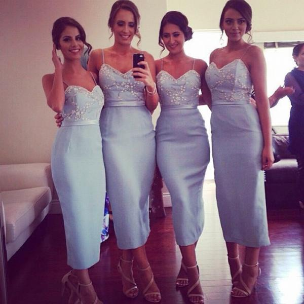 bridesmaid dress Blue Bridesmaid Dress Long Bridesmaid Dress Spaghetti Straps Bridesmaid Dress Sexy Bridesmaid Dress Off Shoulder Bridesmaid Dress Beaded Bridesmaid Dress Wedding Party Dress