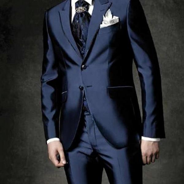 New Arrival Groom Tuxedos Groomsmen 23 Styles Best Man Suit/Bridegroom/Wedding/Prom/Dinner Suits (Jacket+Pants+Tie+Vest)